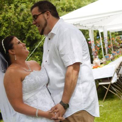 Belle Plaine Summer Picnic Wedding | Angie + Blues