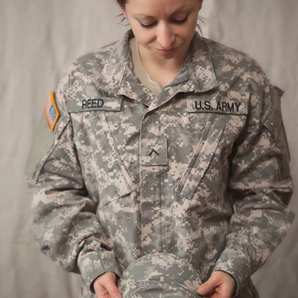 Belle Plaine, Minnesota Military Bootcamp Farewell Portraits