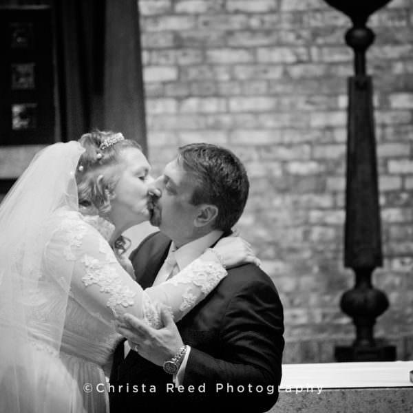 Wedding Photography in New Brighton | Tony + Irena's November Wedding