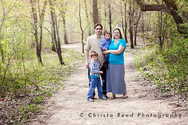Bloomington, MN Family Photography | Zane and Alex