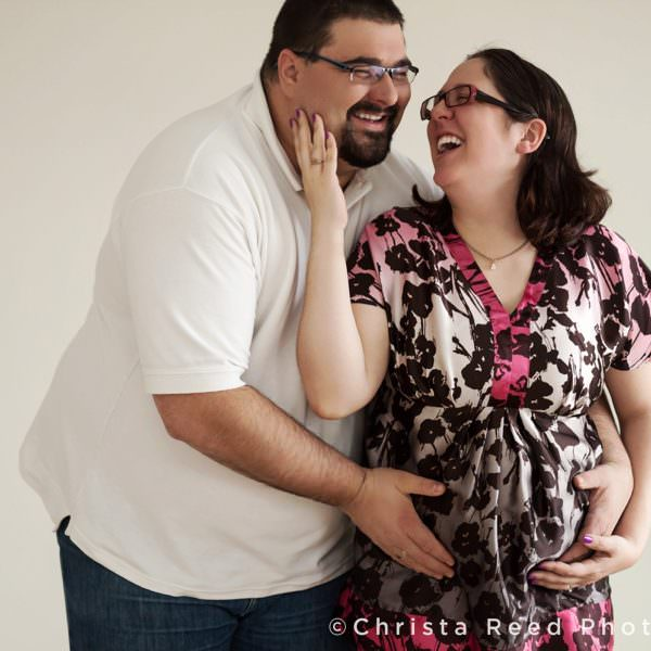Victoria Minnesota Maternity Photographer | Couple's Maternity Shoot