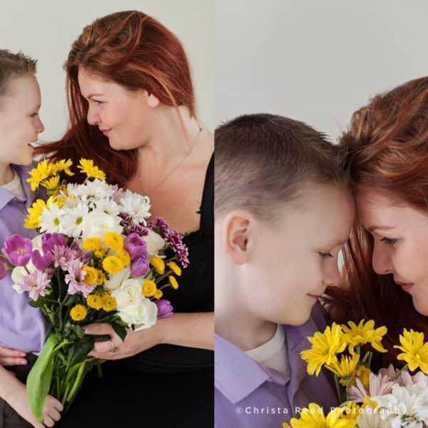 Belle Plaine Family Photographer | Mother and Son Mother's Day Shoot