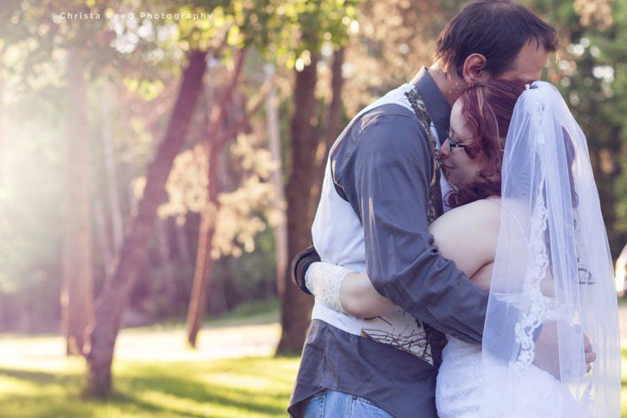Mahtomedi Minnesota Outdoor Wedding Photography | Jenny + Chris
