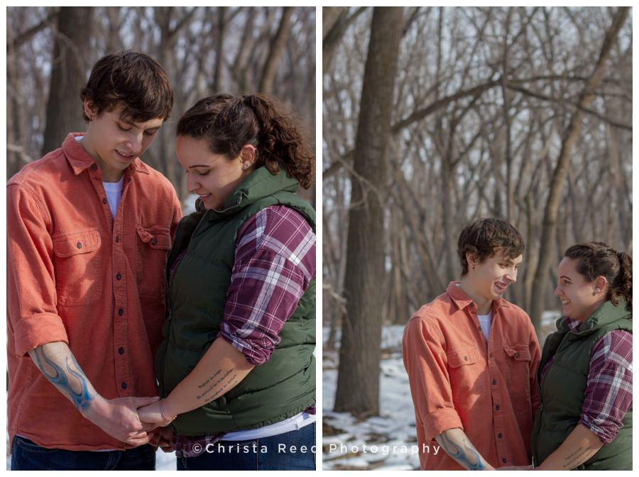 Chaska Engagement Photography | Amber + Colton