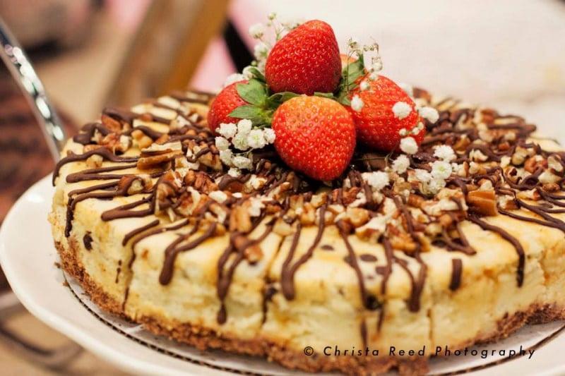 Cake by Muddy Paws Cheesecake.