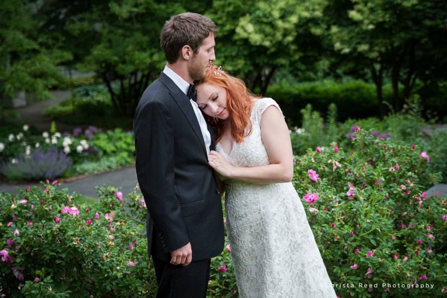 Minnesota Landscape Arboretum Wedding
