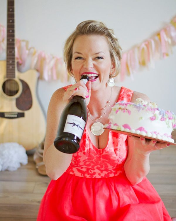 30th Birthday Cake Smash | Happy Birthday Jessica!