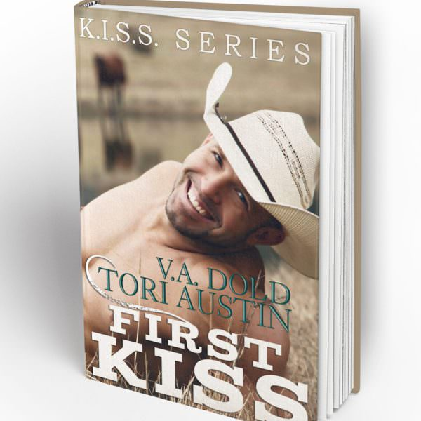Cowboy Romance Book Cover Design | Minnesota Graphic Design