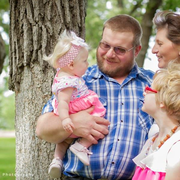 Big Lake Family Portraits  | Outdoor Family Photography