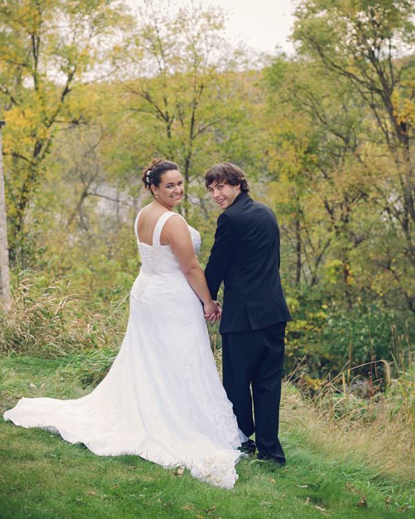 Amber and Colton's Mount Olivette Church Wedding