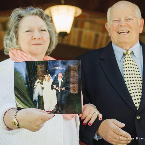 Ann + Bob | Minnehaha Parkway Anniversary Portraits