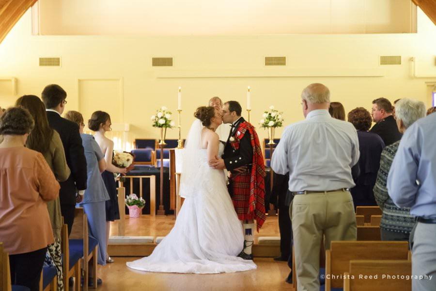 minnetonka wedding photographer church wedding