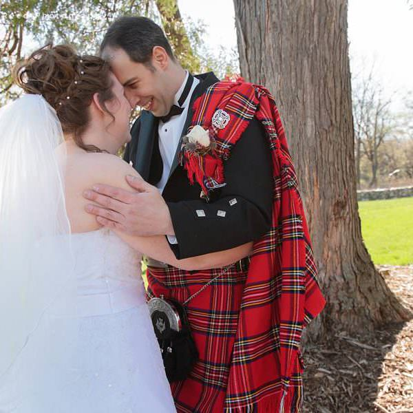 Minnetonka Wedding Photographer  | Spring Scottish Wedding