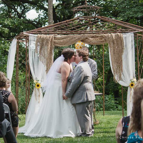 Brittany and Sean's Chanhassen Dinner Theatre Wedding