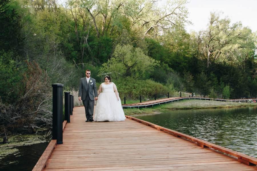Alicia & Jeremiah | Summer Wedding Chaska Event Center