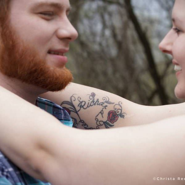 Chaska Outdoor Engagement Photography   Minnesota River Valley