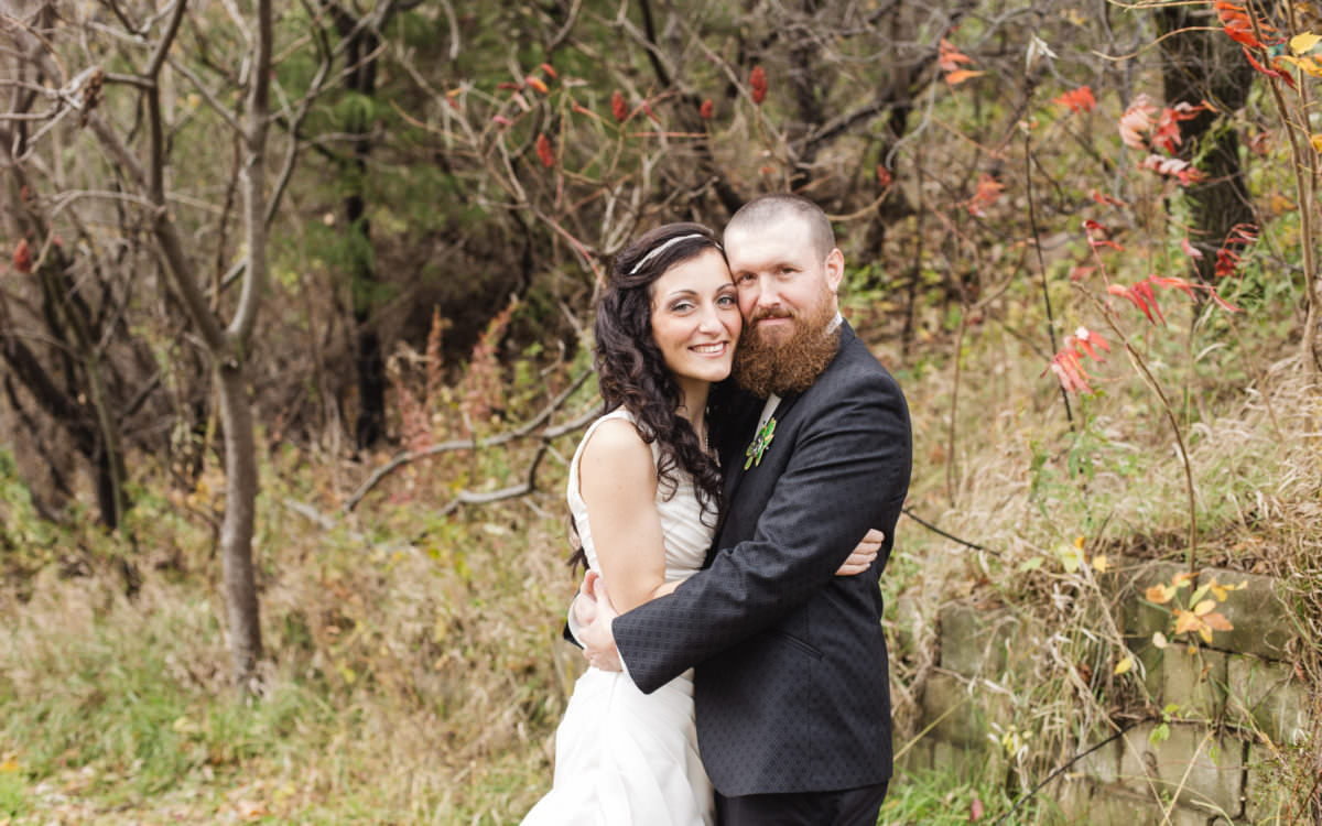 Robert + Katy McGowan Farm Irish Wedding | Mankato Wedding Photographer