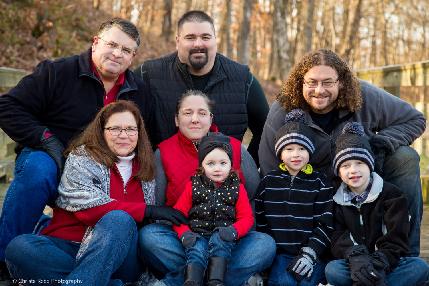 Owatonna Family Photography at Mineral Springs Park