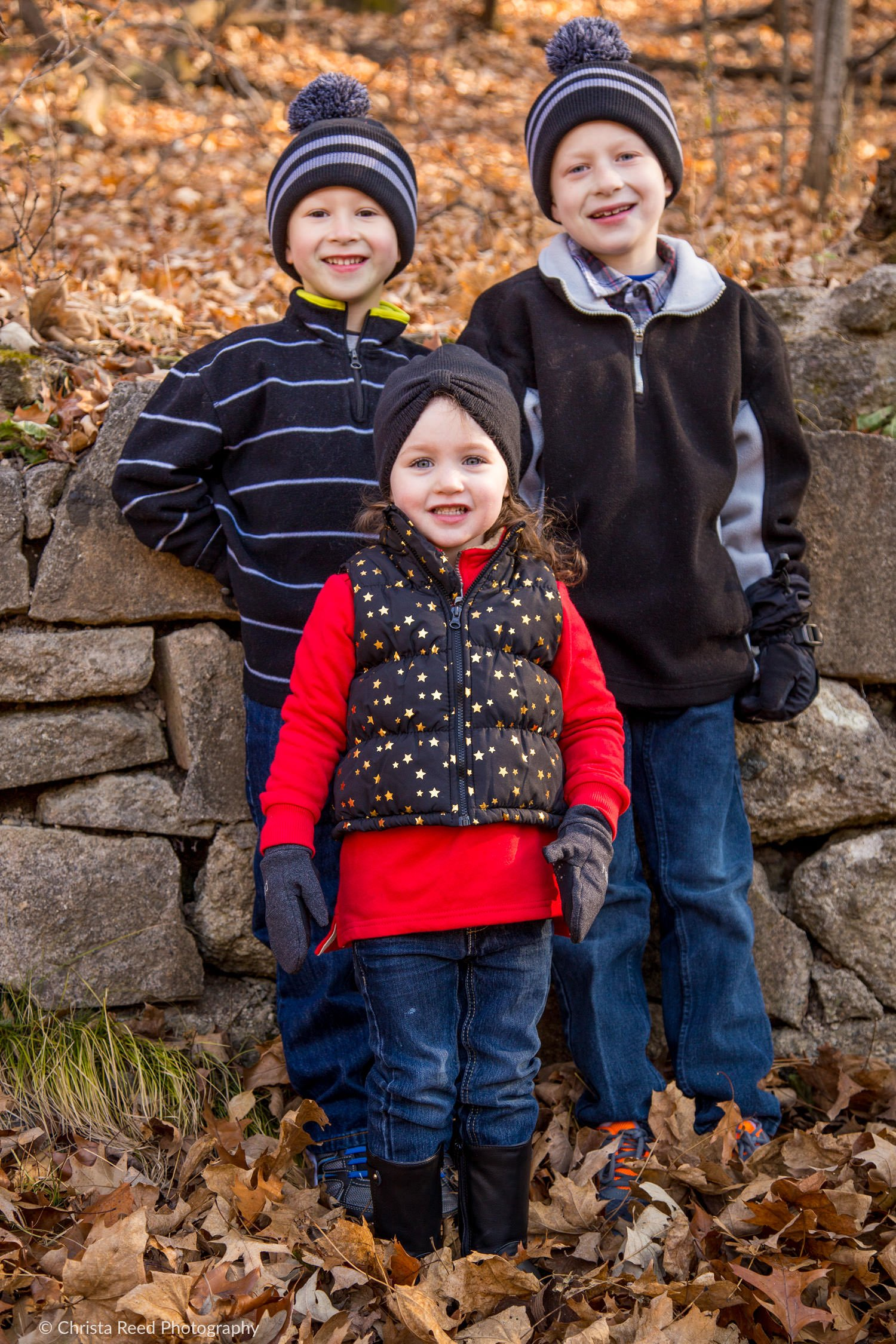 What to Wear For Family Portraits | Christa Reed Photography