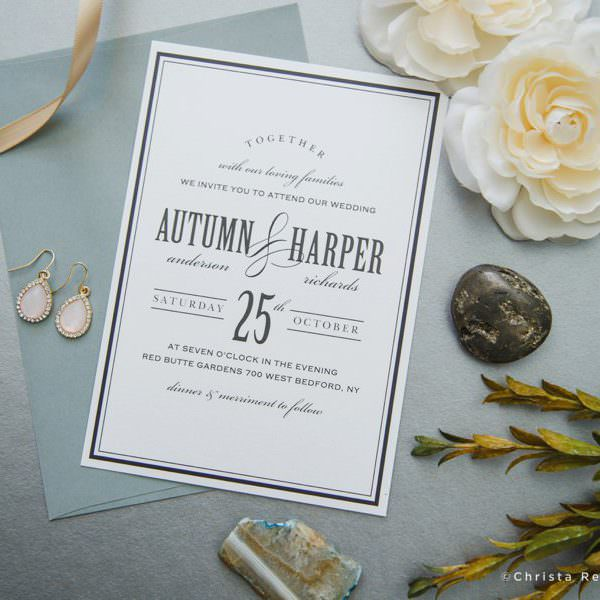 Introducing Wedding Invitation Design