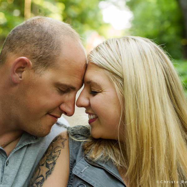 Belle Plaine Engagement- Kelsey & Neil