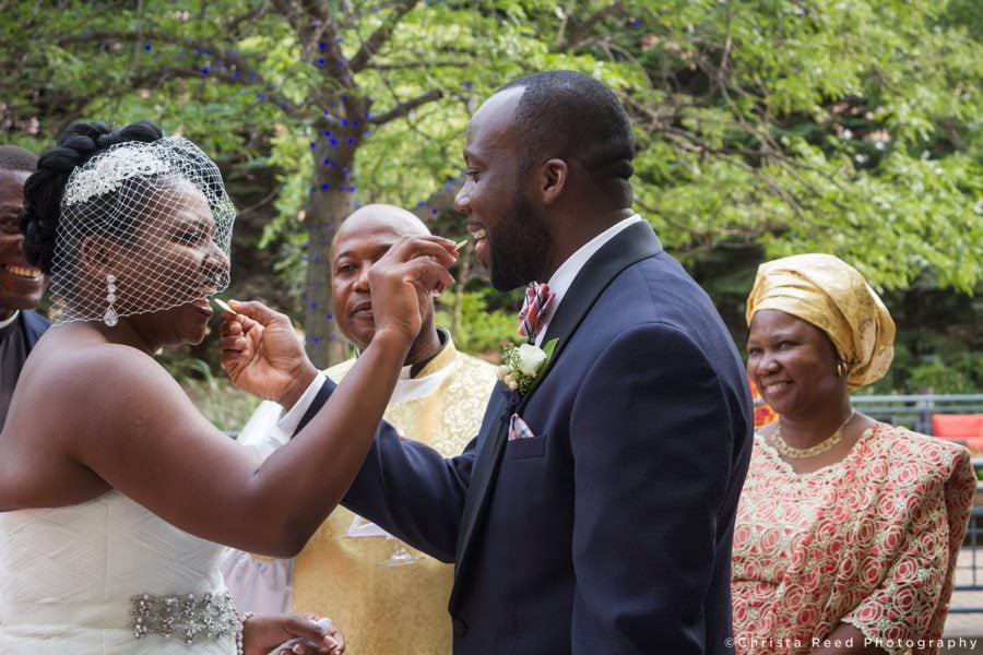 Purpose Makes For Good Wedding Photos
