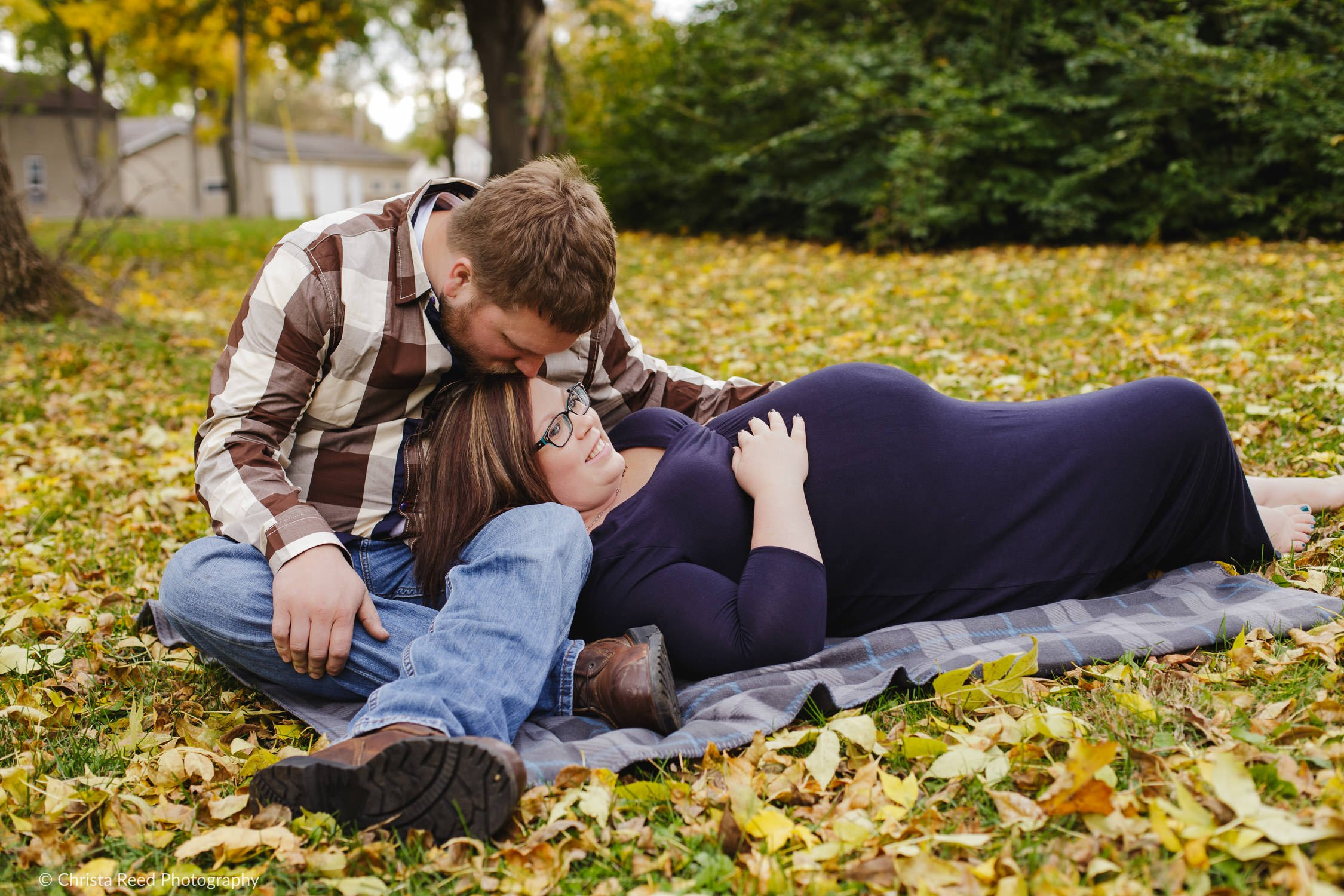 beautiful fall Belle Plaine Mn Maternity Photography