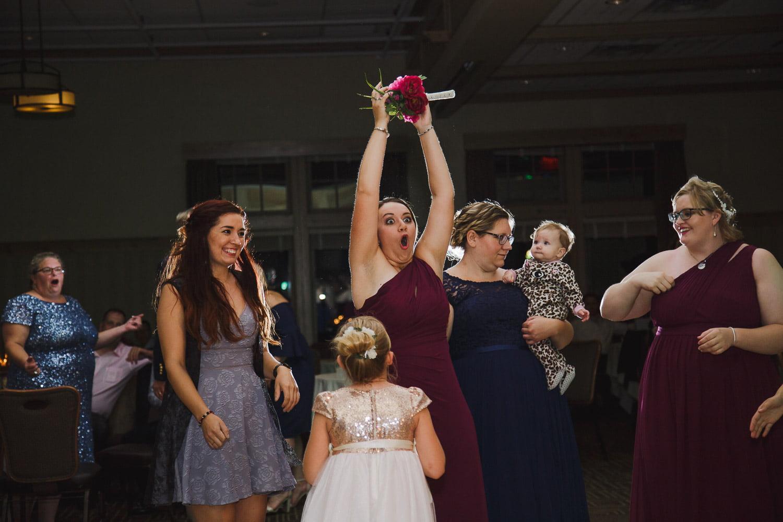 bunker hills event center wedding reception