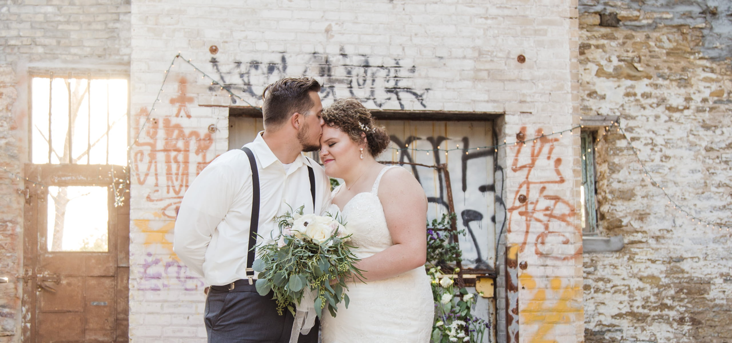 wedding at St. Paul Brewing