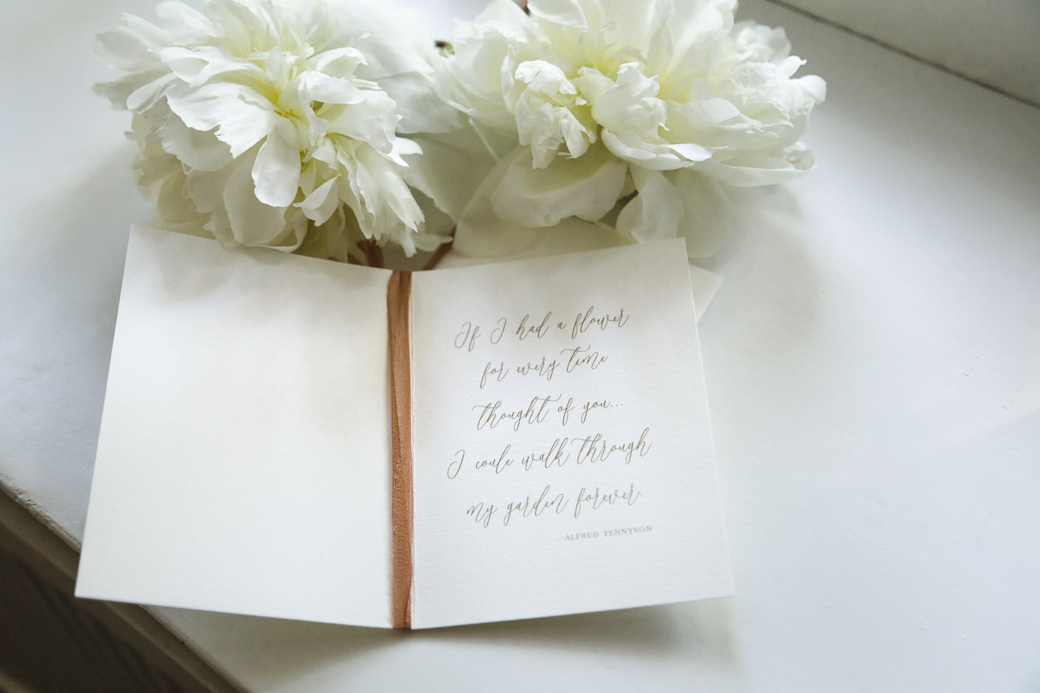 wedding stationery by Huntwright Design Co