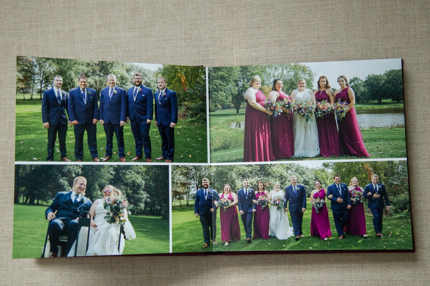 wedding albums are important