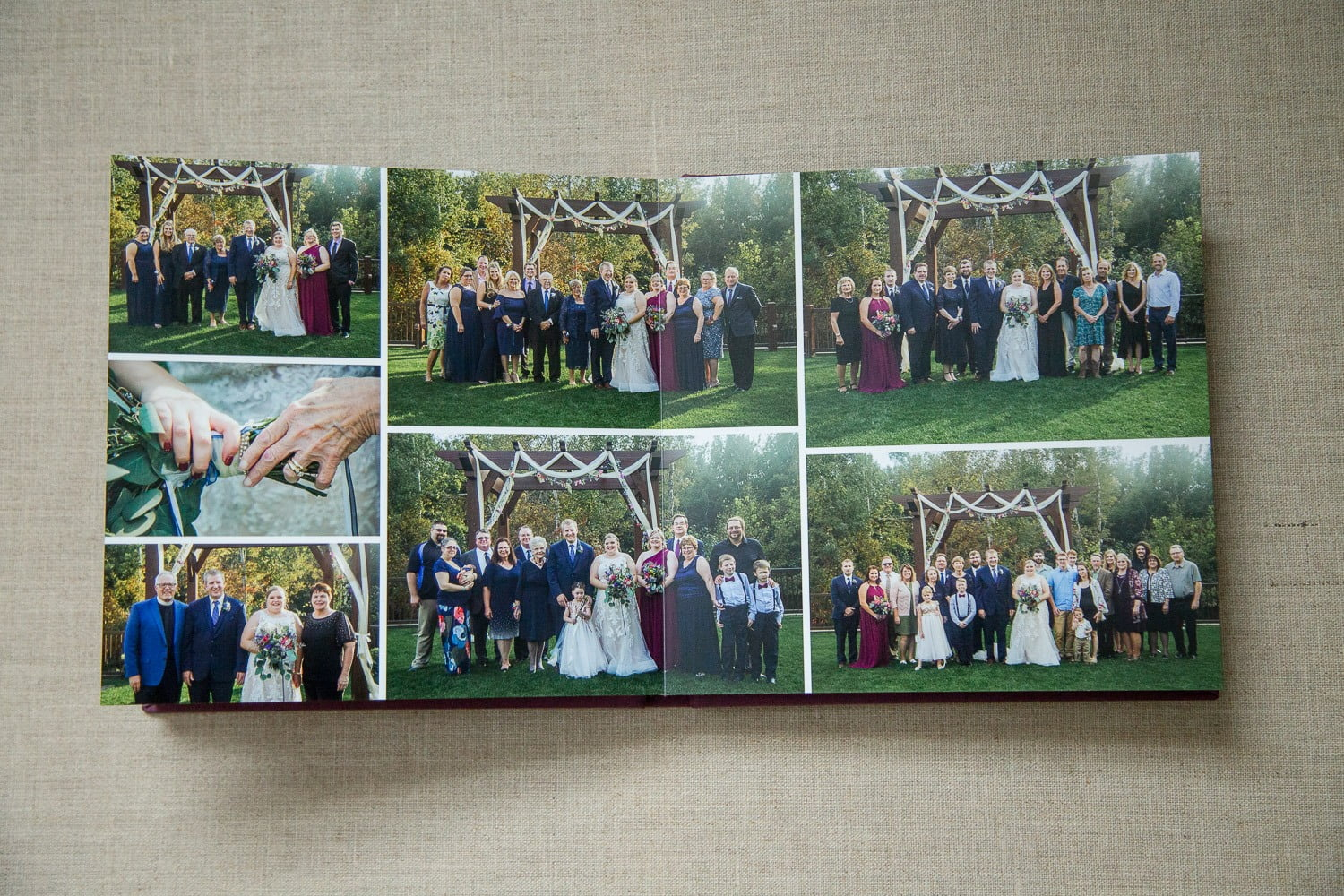 wedding albums preserve your family history