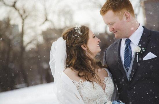 grace university church & profile event center wedding in Minneapolis Mn