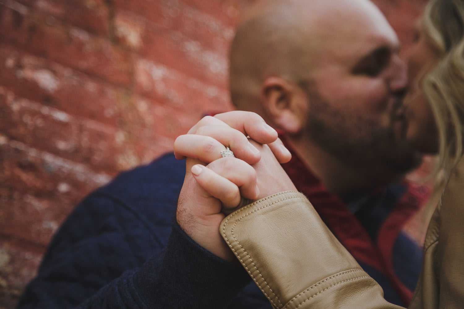 engagement ring photos in St. Peter Mn